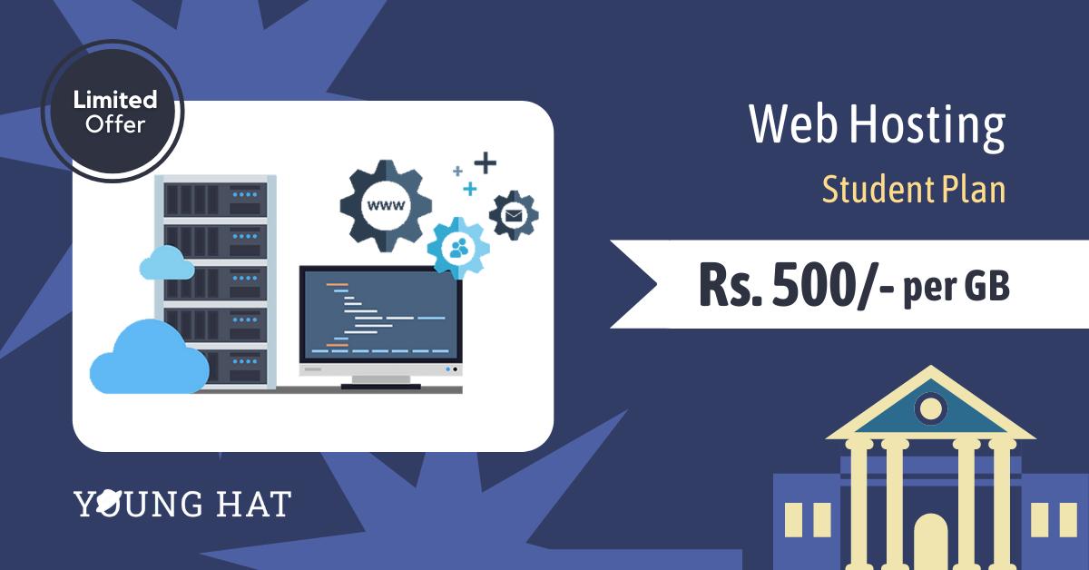 Web Hosting for Student