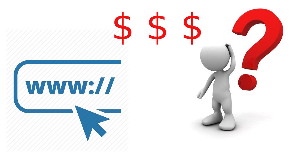 Cost of website development in Nepal